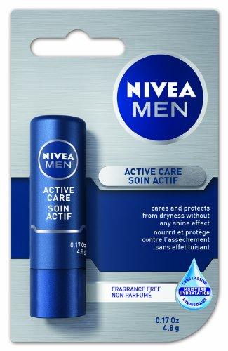 Nivea for Men Lip Fragrance-free 3.5g by Nivea