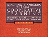 img - for Reaching Standards Through Cooperative Learning: Providing for All Learners in General Education Classrooms, Science by Spencer Kagan (2000-01-01) book / textbook / text book