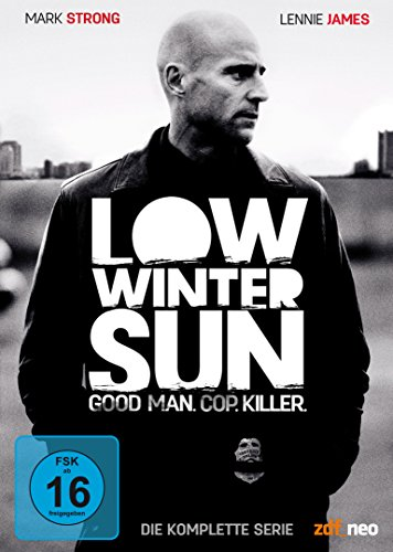 Low Winter Sun - Die komplette Serie [3 Discs]
