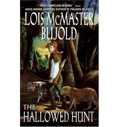 The Hallowed Hunt (World of the Five Gods, #1)