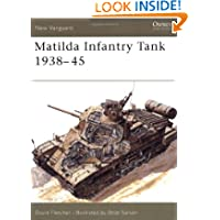 Matilda Infantry Tank 1938-45 (New Vanguard)