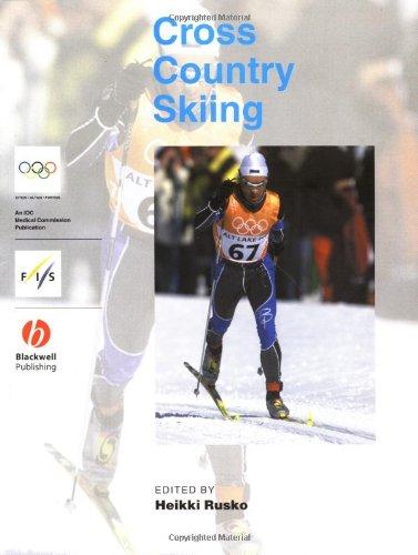 Handbook of Sports Medicine and Science, Cross Country Skiing (Olympic Handbook Of Sports Medicine)