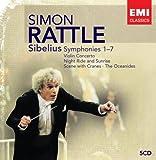echange, troc  - Sibelius: Symphonies 1-7 (Coffret 5 CD)