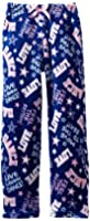 Luv 2 Sleep Big Girls'  Dance Plush Pant