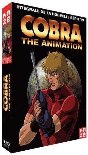 COBRA THE ANIMATION TV版 第2期 コンプリート DVD-BOX (全13話, 299分) スペースコブラ 寺沢武一 アニメ [DVD] [Import] [PAL, 再生環境をご確認ください]