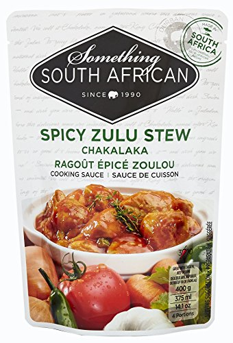 Something South African Sauce Chakalaka Spicy Zulu Stew (Pack of 5) (South African Hot Sauce compare prices)