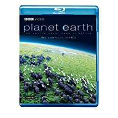 51vOcFKASRL. SL500 AA240  Planet Earth   The Complete BBC Series [Blu ray]   $43 Shipped