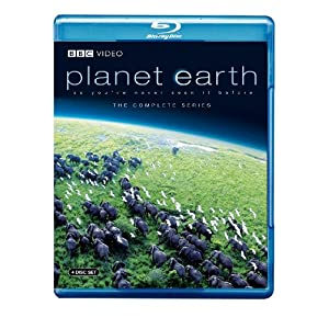 Planet Earth: The Complete BBC Series [Blu-ray] (2007)