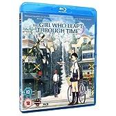 時をかける少女(英語)Blue-ray / The girl who leapt through time (English) [Import]