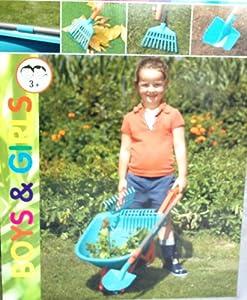 Gardena Kinderschubkarre 5tlg.  GartenKundenbewertung und weitere Informationen