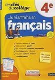 Belin Clés du collège - Français 4e