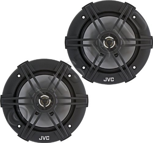 "Brand New Jvc Cs-Xm620 6.5"" 480 Watts Per Pair, Kevlar/Carbon Fiber Composite Olefin Woofer, And Poly-Ether Imide Balanced Tweeter"