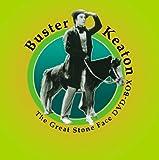 バスター・キートン THE GREAT STONE FACE DVD-BOX 【初回生産限定】