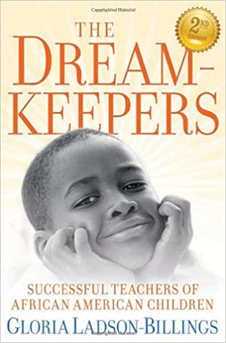 Book cover: the dream keepers