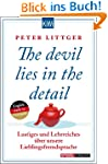The devil lies in the detail: Lustige...