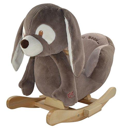 Sweety-Toys 4850 Schaukeltier Hase