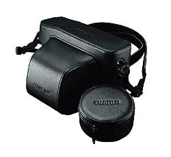 Fujifilm X-Pro1 Leather Camera Case (Black)