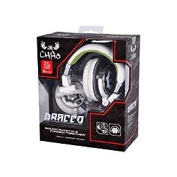Tt eSPORTS CHAO DRACCO - Kopfhörer ( Ohrenschale ) - weiß