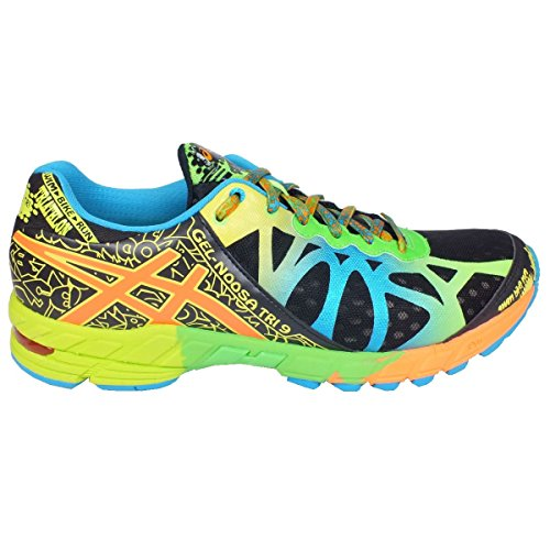 asics-gel-noosa-tri-9-mens-running-shoes-black-blue-green-yellow-95-uk