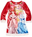 Disney Princess Little Girls'  Holiday Gift 2 Dorm Shirt