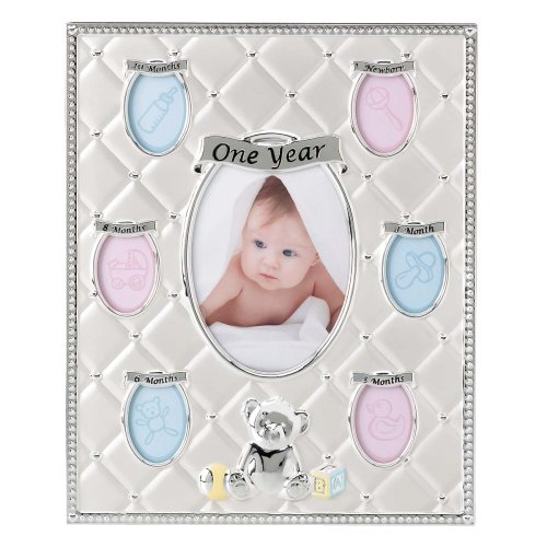 Lenox Childhood Memories 1St Year Picture Frame