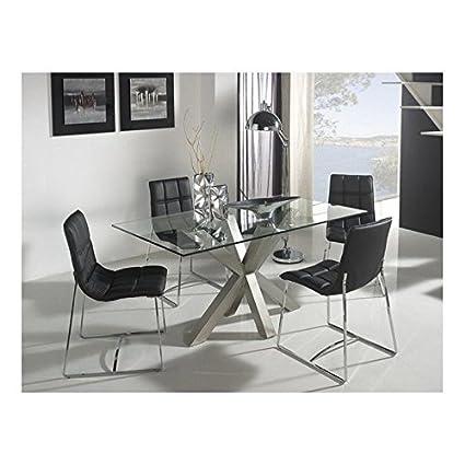 Mesa de comedor diseño original Next - 140x140x75