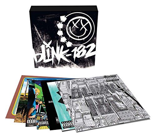 Blink 182 - Box Set [10 Lp][box Set] - Zortam Music