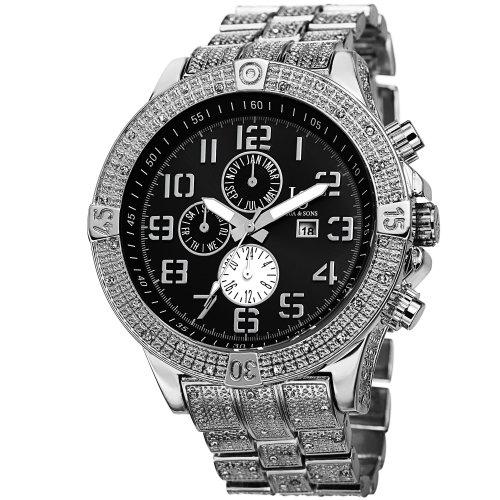 Montre bracelet - Homme - Joshua & Sons - JS78SSB
