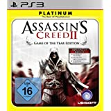 "Assassin's Creed 2 - Game of the Year Edition [Platinum]von ""Ubisoft"""