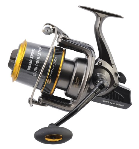 Penn Affinity LC 7000 - Carrete de spinning (13 kg, color negro)