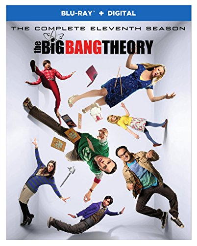 Blu-ray : The Big Bang Theory: The Complete Eleventh Season (2 Pack, Dolby, AC-3, Subtitled, 2PC)