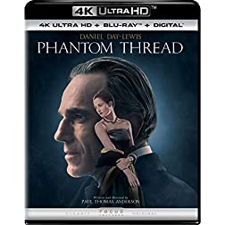 Phantom Thread [4K Ultra HD + Blu-ray]