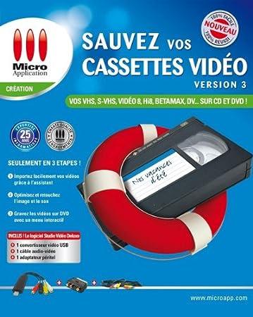 Sauvez vos Cassettes Vidéo 3