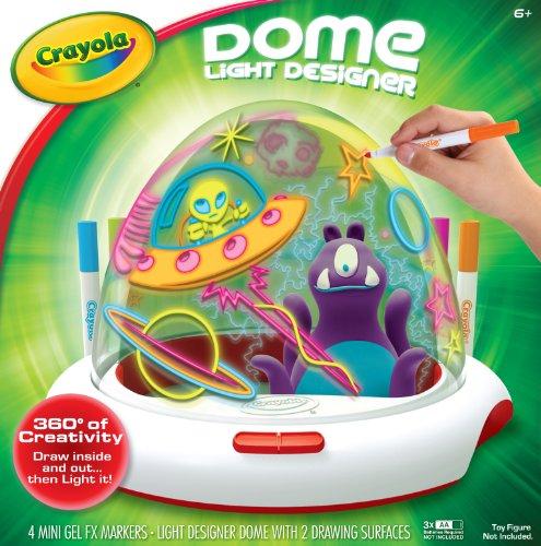 Crayola Dome Light Designer Import It All