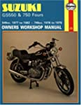 Suzuki GS550 and GS750 Fours Owners W...