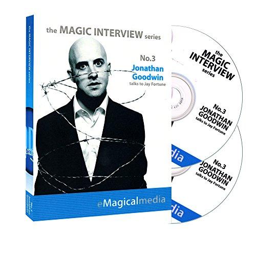 MMS Jonathan Goodwin Talks to Jay Fortune #3 2 CD Trick Kits