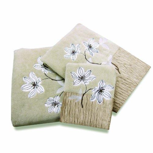 Croscill Kitchen Towels: >>>Sale Croscill Magnolia Hand Towel 16 By 26-Inch Bronze