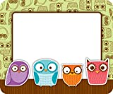 Product 1936023873 - Product title Owls Name Tags