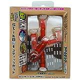 Amazon.co.jpラングスジャパン(RANGS) スティックボット シングルパック S1 レッド
