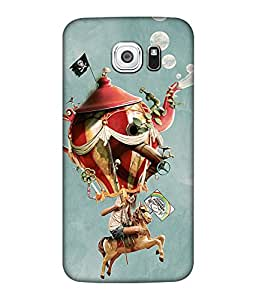 small candy 3D Printed Back Cover For Samsung Galaxy S7 Edge -Multicolor pattern