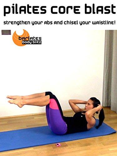 Barlates Body Blitz Pilates Core Blast
