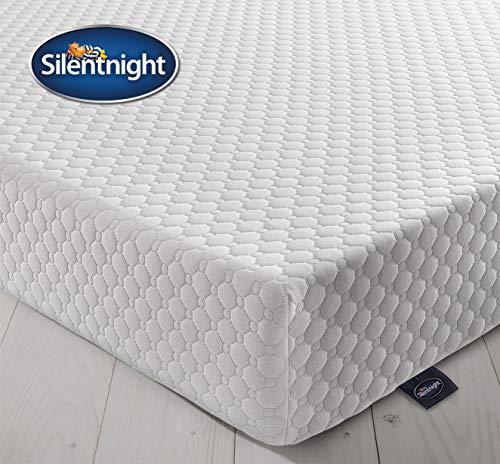 silentnight matratze 7 zonen memory schaum gerollt matratze polyurethan w 25z720150mr0001. Black Bedroom Furniture Sets. Home Design Ideas