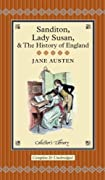 Sanditon: Lady Susan & The History of England (Collector's Library) by Jane Austen cover image