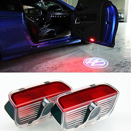 Inlink d'auto LED illuminazione di cortesia proiettore laser marchio dell'ombra del fantasma della luce Series per VW