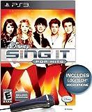 Disney Sing It: Pop Hits Bundle - Playstation 3 (Bundle with Microphone)
