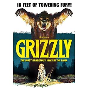 Grizzly (1976) (2pc) [DVD] [Region 1] [US Import] [NTSC]