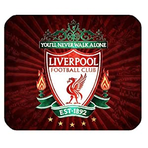 Liverpool FC Customized Rectangle Mousepad by Nexttt