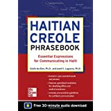 Haitian Creole Phrasebook: Essential Expressions for Communicating in Haitipar Jowel C. Laguerre