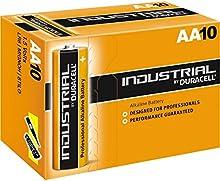Comprar Duracell - Pila alcalina Duracell Industrial LR06 - AA 1.5V 2.7Ah Bt10 - Caja de 10