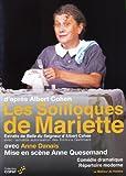 soliloques-du-Mariette-(Les)-:-extraits-de-Belle-du-Seigneur